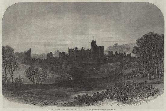 alnwick-castle-the-seat-of-the-late-duke-of-northumberland