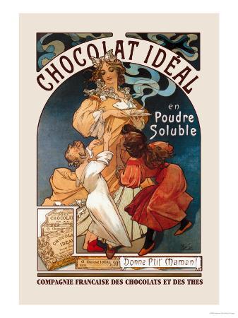 alphonse-mucha-chocolat-ideal