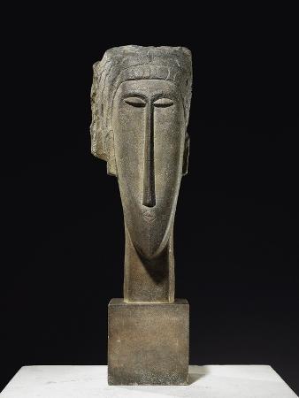 amedeo-modigliani-head-1910-12