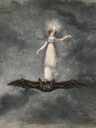 amelia-jane-murray-a-fairy-holding-a-wand-standing-on-a-bat