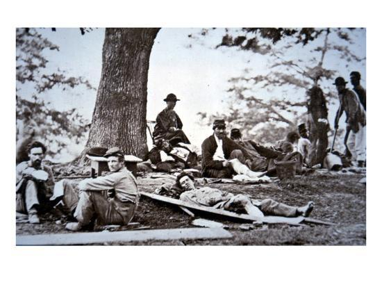 american-photographer-union-army-amputees-recovering-after-surgery-b-w-photo