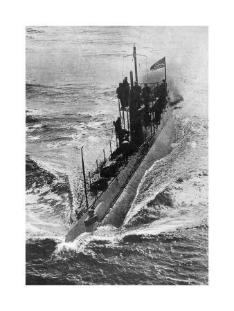 american-submarine-preparedness-at-full-speed-first-world-war-1914-1918