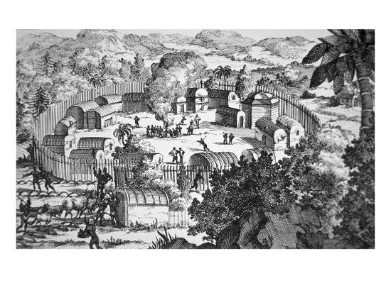 american-village-of-the-susquehanna-people-susquehanna-river-engraving