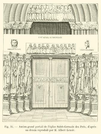ancien-grand-portail-de-l-eglise-saint-germain-des-pres
