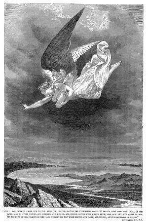 and-i-saw-another-angel-fly-in-the-midst-of-heaven-c1885