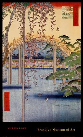 ando-hiroshige-inside-kameido-tenjin-shrine