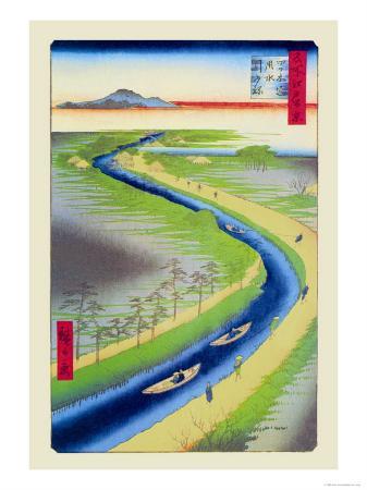 ando-hiroshige-view-of-mount-fuji