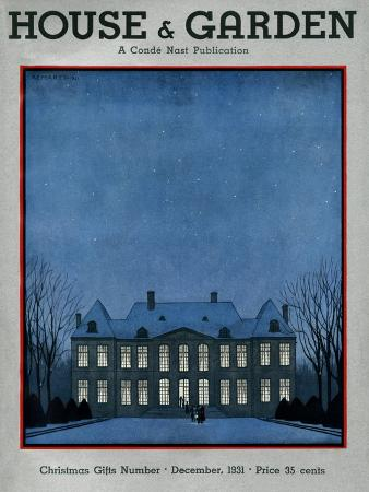 andre-e-marty-house-garden-cover-december-1931