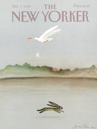 andre-francois-the-new-yorker-cover-october-7-1985