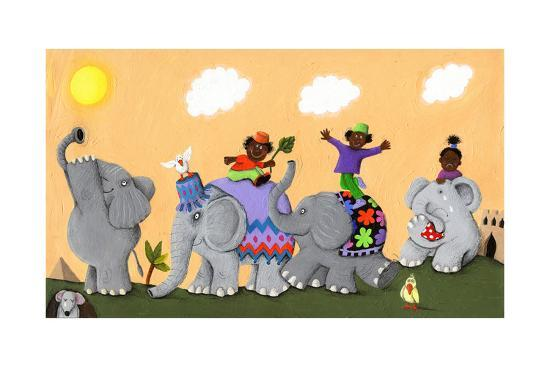 andreapetrlik-happy-and-sad-african-elephants-and-children