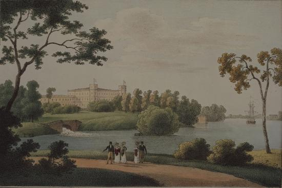 andrei-yefimovich-martynov-view-of-the-main-gatchina-palace-1821