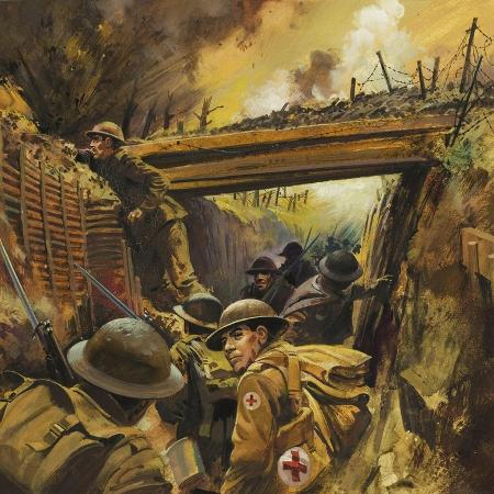 andrew-howat-the-trenches