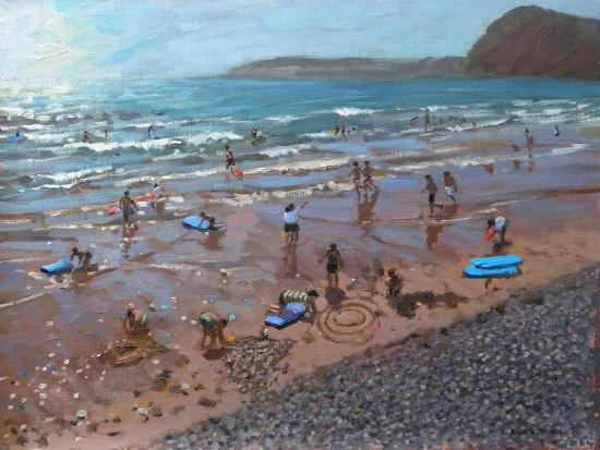andrew-macara-circles-in-the-sand-sidmouth-2007