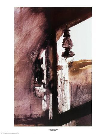 andrew-wyeth-shed-lantern