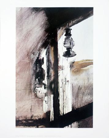 andrew-wyeth-shed-lantern