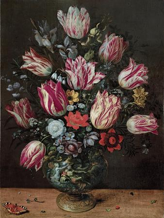 andries-daniels-vase-with-tulips-1620-1625