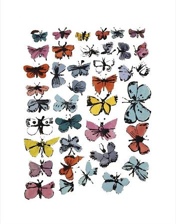 andy-warhol-butterflies-c-1955