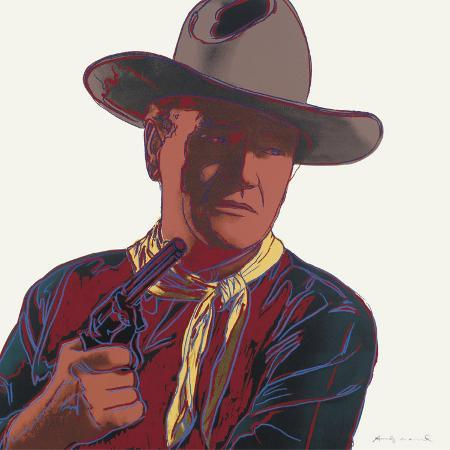 andy-warhol-cowboys-and-indians-john-wayne-201-250-1986
