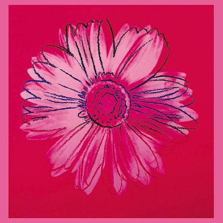 andy-warhol-daisy-c-1982-crimson-and-pink