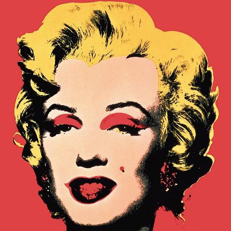 andy-warhol-marilyn-1967-on-red
