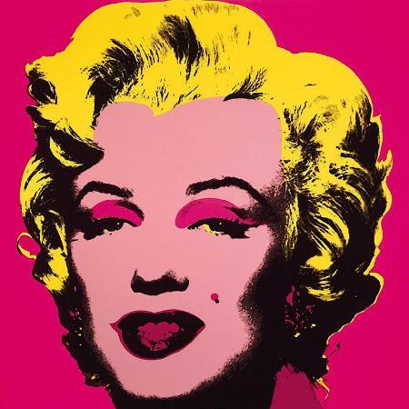 andy-warhol-marilyn-monroe-1967-hot-pink