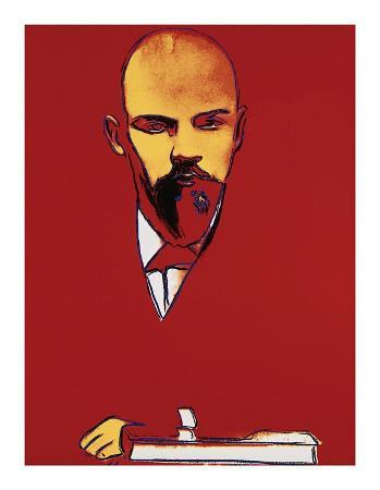 andy-warhol-red-lenin-c-1987