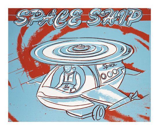 andy-warhol-space-ship-c-1983