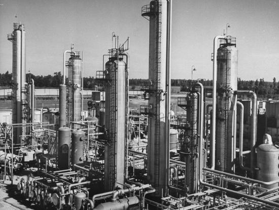 anhydrous-ammonia-producing-chemical-plant
