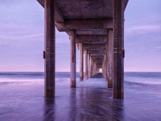 ann-collins-usa-california-la-jolla-dawn-under-scripps-pier-at-la-jolla-shores