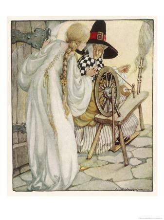 anne-anderson-the-witch-shows-sleeping-beauty-the-spinning-wheel