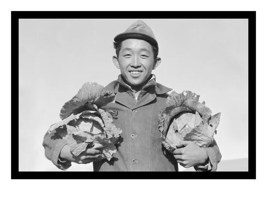 ansel-adams-richard-kobayashi-framer-with-cabbages