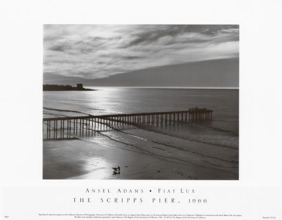 ansel-adams-the-scripps-pier