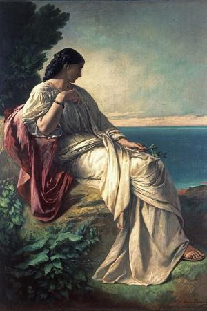 anselm-feuerbach-iphigenia-1862