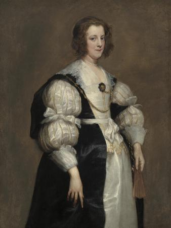 anthony-van-dyck-lady-with-a-fan-c-1628