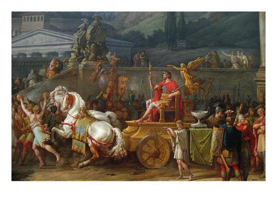 antoine-charles-horace-vernet-the-triumph-of-aemilius-paulus