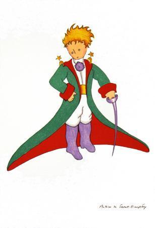 antoine-de-saint-exupery-petit-prince-et-la-cape-rouge