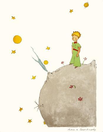antoine-de-saint-exupery-petit-prince-et-son-asteroide-b-612