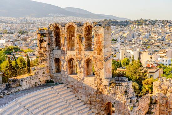 anton-ivanov-amphitheater-of-the-acropolis-of-athens-unesco-world-hetiage-site
