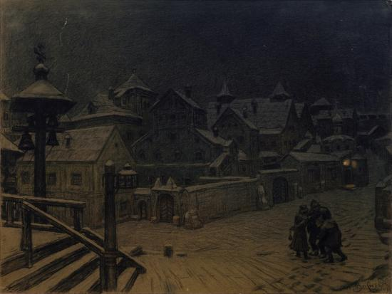 appolinari-mikhaylovich-vasnetsov-the-boyars-mansions-sleeping-1918