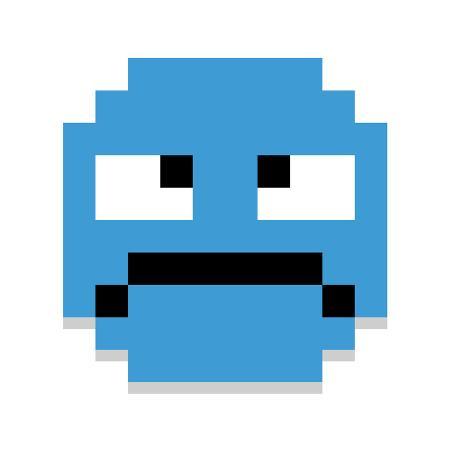 aratehortua-a-vector-cute-cartoon-pixel-grumpy-face