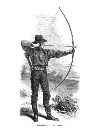 archery-19th-century
