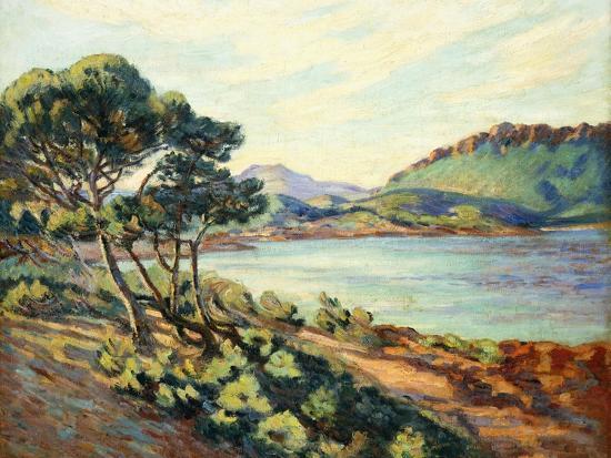 armand-guillaumin-la-baie-d-agay-c-1910
