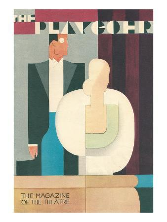 art-deco-playgoer-magazine-cover