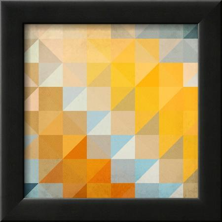 art-of-sun-abstract-triangles-geometry