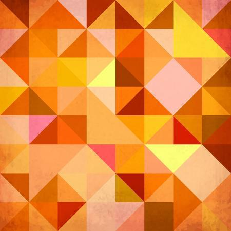 art-of-sun-abstract-triangles-grunge