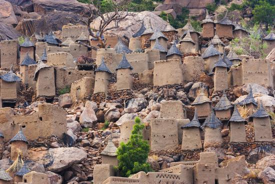 art-wolfe-dogon-village-mali