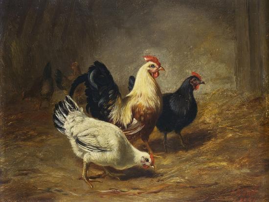 arthur-fitzwilliam-tait-poultry-feeding