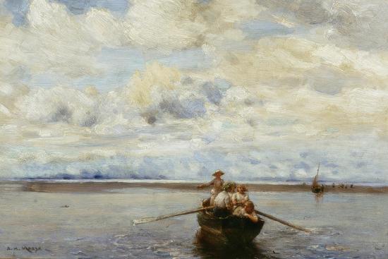arthur-hardwick-marsh-cockle-gatherers-1885