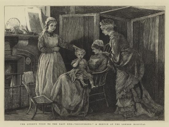 arthur-hopkins-the-queen-s-visit-to-the-east-end-recovering-a-sketch-at-the-london-hospital