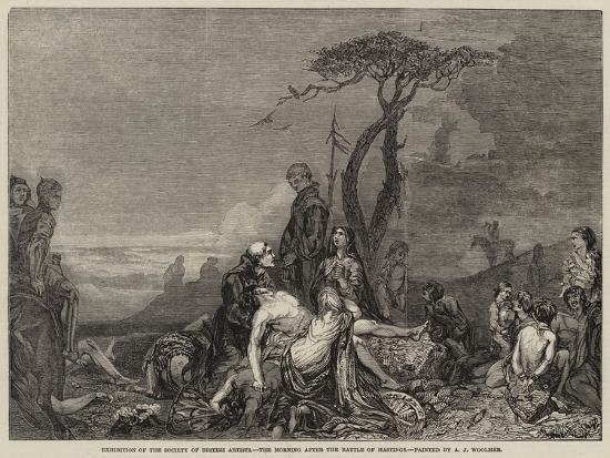 arthur-joseph-woolmer-the-morning-after-the-battle-of-hastings